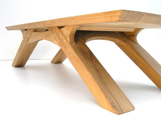 Bespoke handmade oak furniture