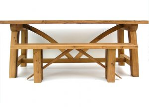 Contemporary Refectory Table