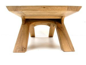 Arch Leg Coffee Table - bespoke design