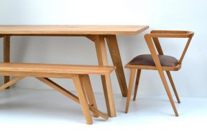 Handmade oak furniture