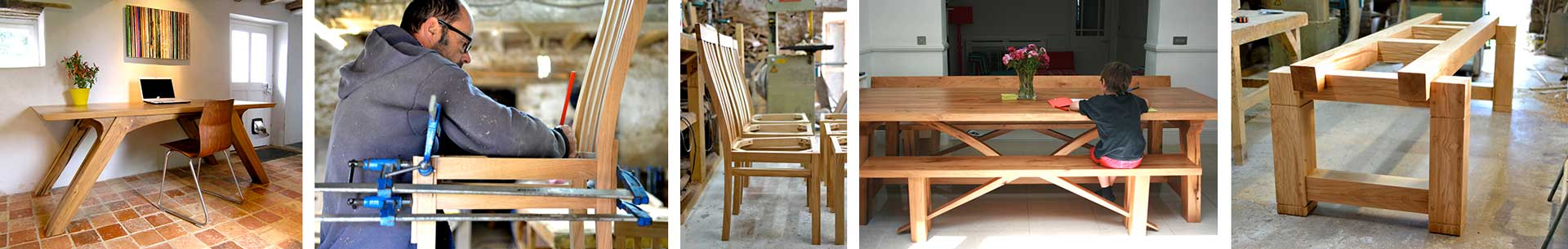 Handmade Bespoke Furniture by Makers