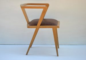 Oak Zen Dining Chair