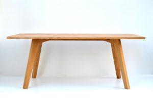 bespoke oak dining table makers