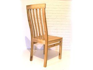 Handmade oak dining chair