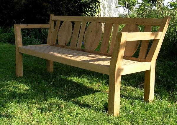 The Toulouse Garden Bench