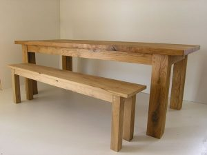 Bespoke Oak Dining Table