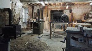 Makers barn workshop