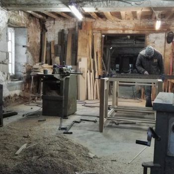 Makers furniture workshop