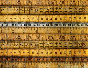 Measuring furniture