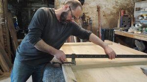 Ezra Harvey furniture maker