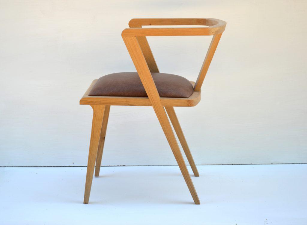 Makers bespoke furniture handmade oak chairs benches for Bespoke furniture