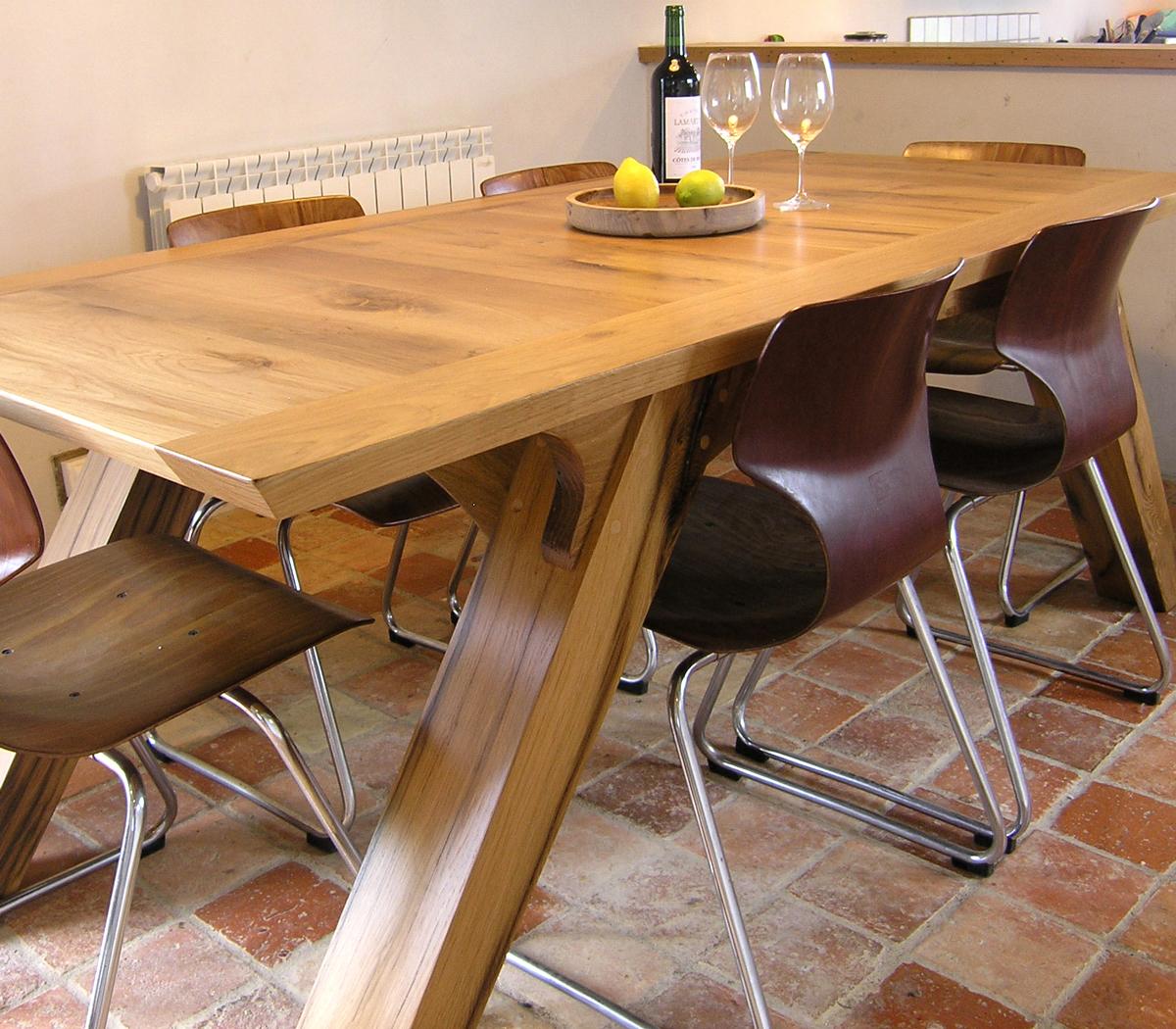 Bespoke Office Desk | Oak Dining Table | Makers Handmade ...