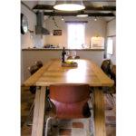 oak-arch-leg-table