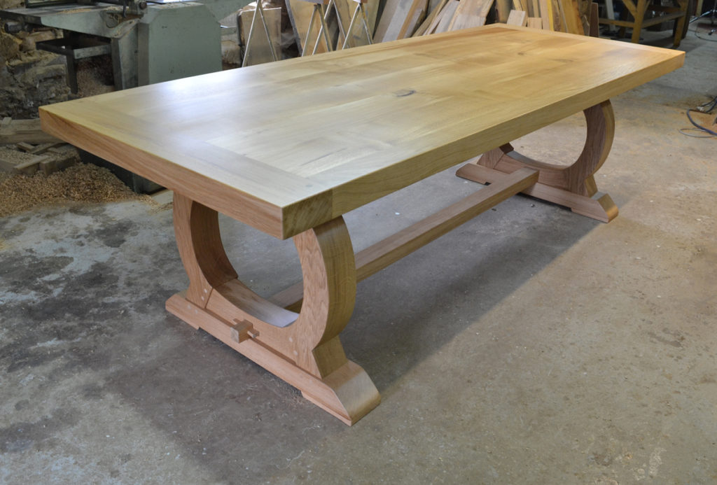 Bespoke handmade tables by Makers