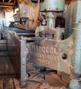 French woodworking ,machine