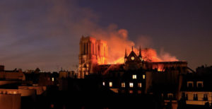 The renovation of Notre Dame after the 2019 fire