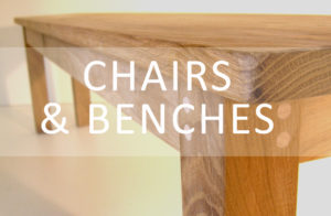Bespoke chairs and benches