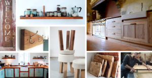 10 ideas for scraps of oak