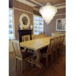 10 seat bespoke table