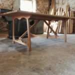 Bespoke dining table france