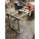 Handmade table for Nottingham