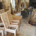 Makers bespoke furniture workshop