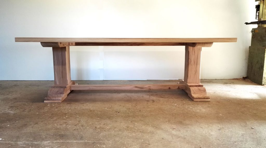 Bespoke handmade table France
