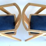 Zen chairs by makers bespoke furniture