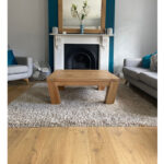 Square Coffee table bespoke size
