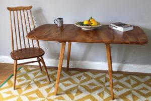 Ercol extending table circa 1960