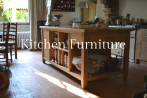 Bespoke kitchen furniture France