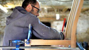 Ezra harvey fabricateur de meubles sur mesure
