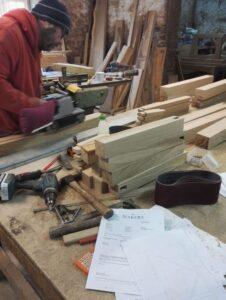 Fabricant de meubles en bois mayenne