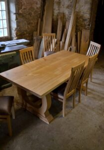 Makers bespoke furniture meubles sure mesure en bois